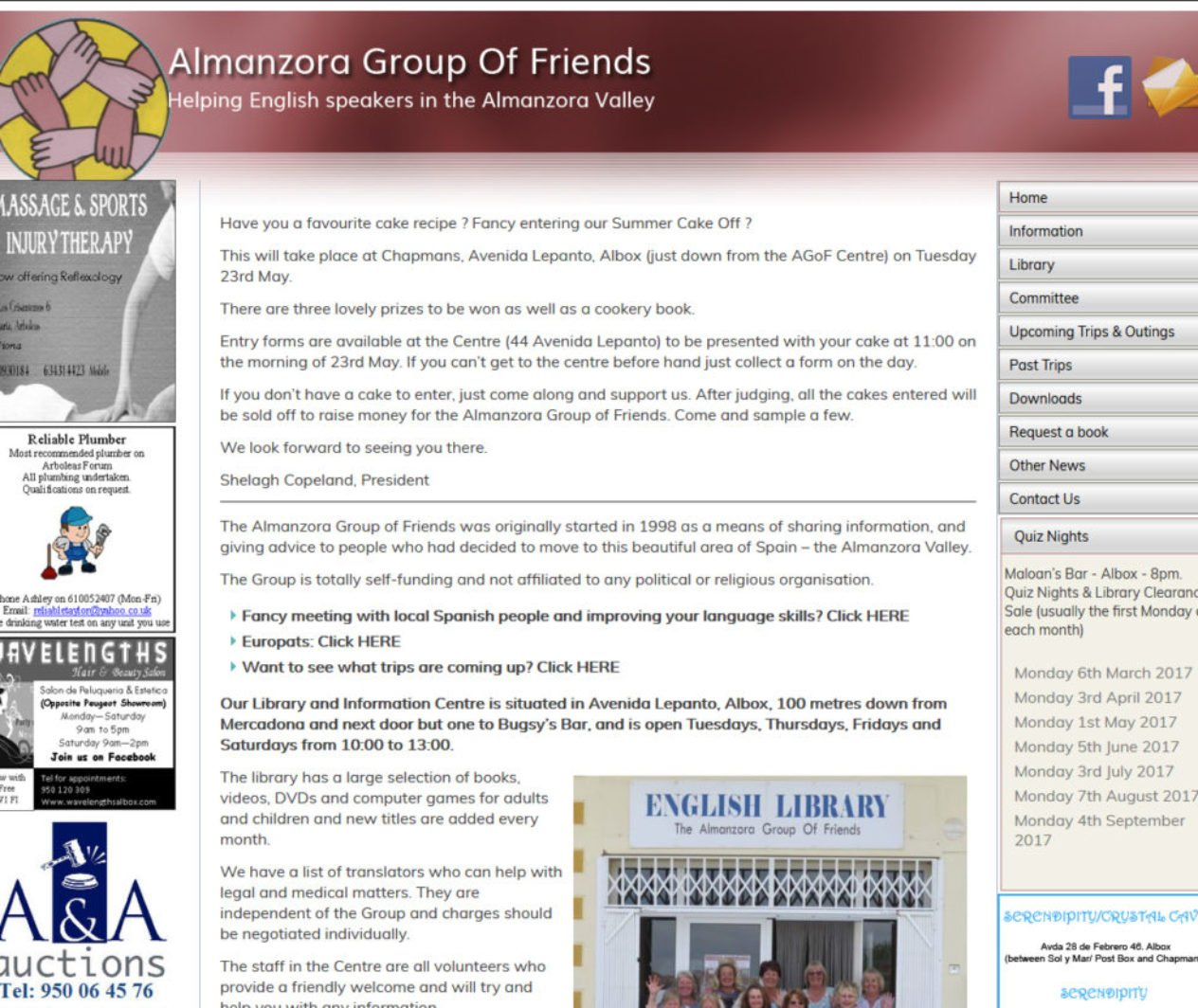 Almanzora Group of Friends
