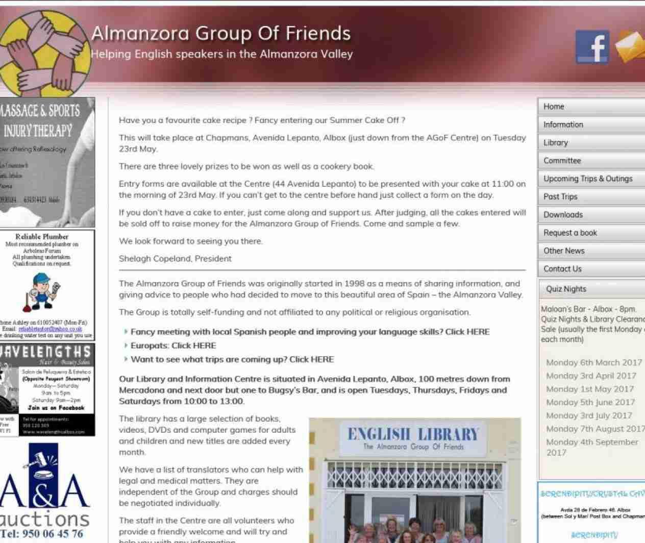 Almanzora Group of Friends