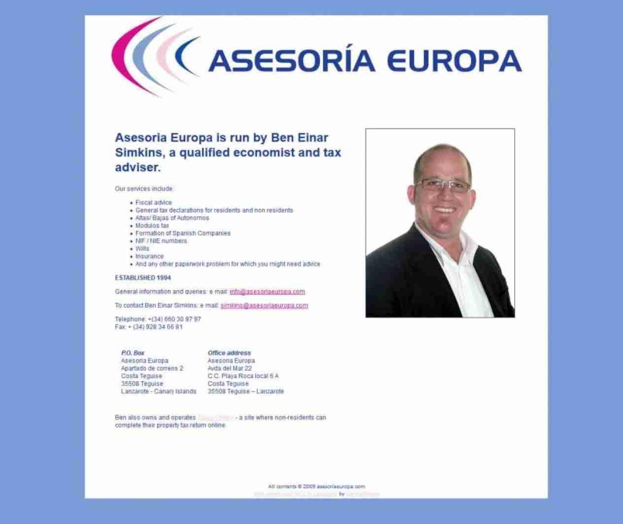 Asesoria Europa