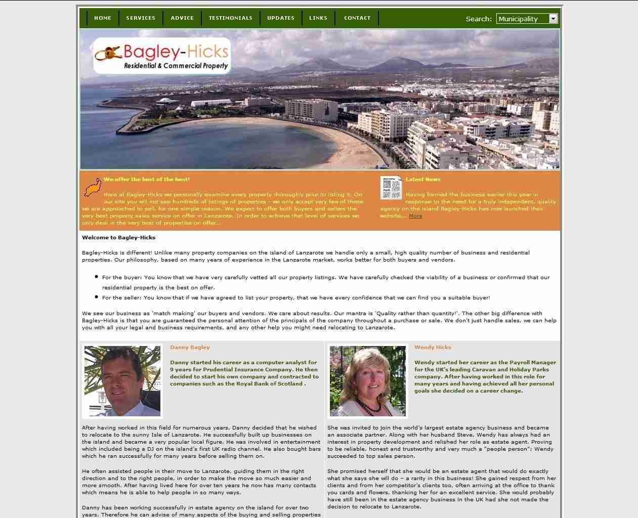 Spain Web Design and more by Gandy-Draper | They are prepared to go the extra mile and nothing appears to be a problem.