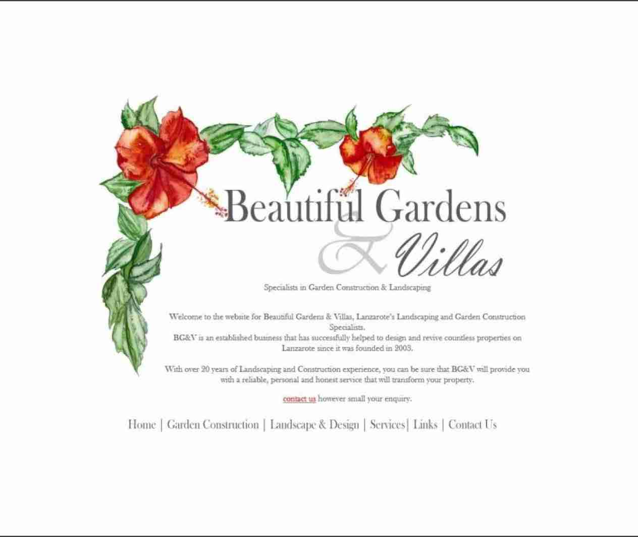 Beautiful Gardens and Villas