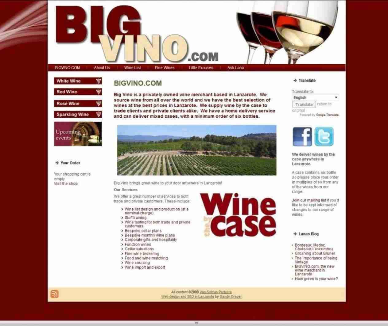 Big Vino