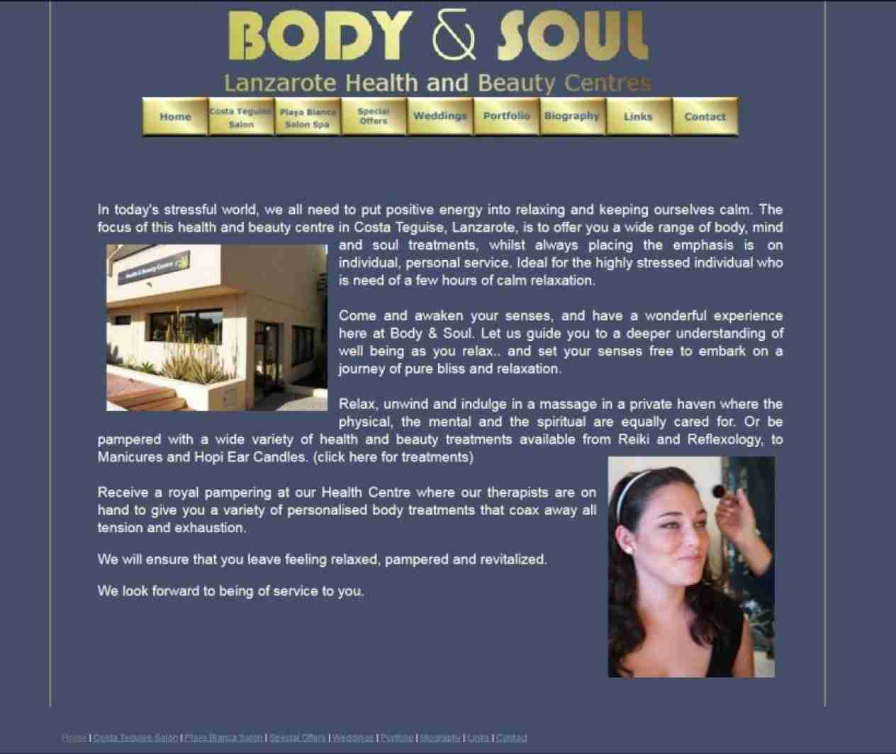 Body and Soul Lanzarote