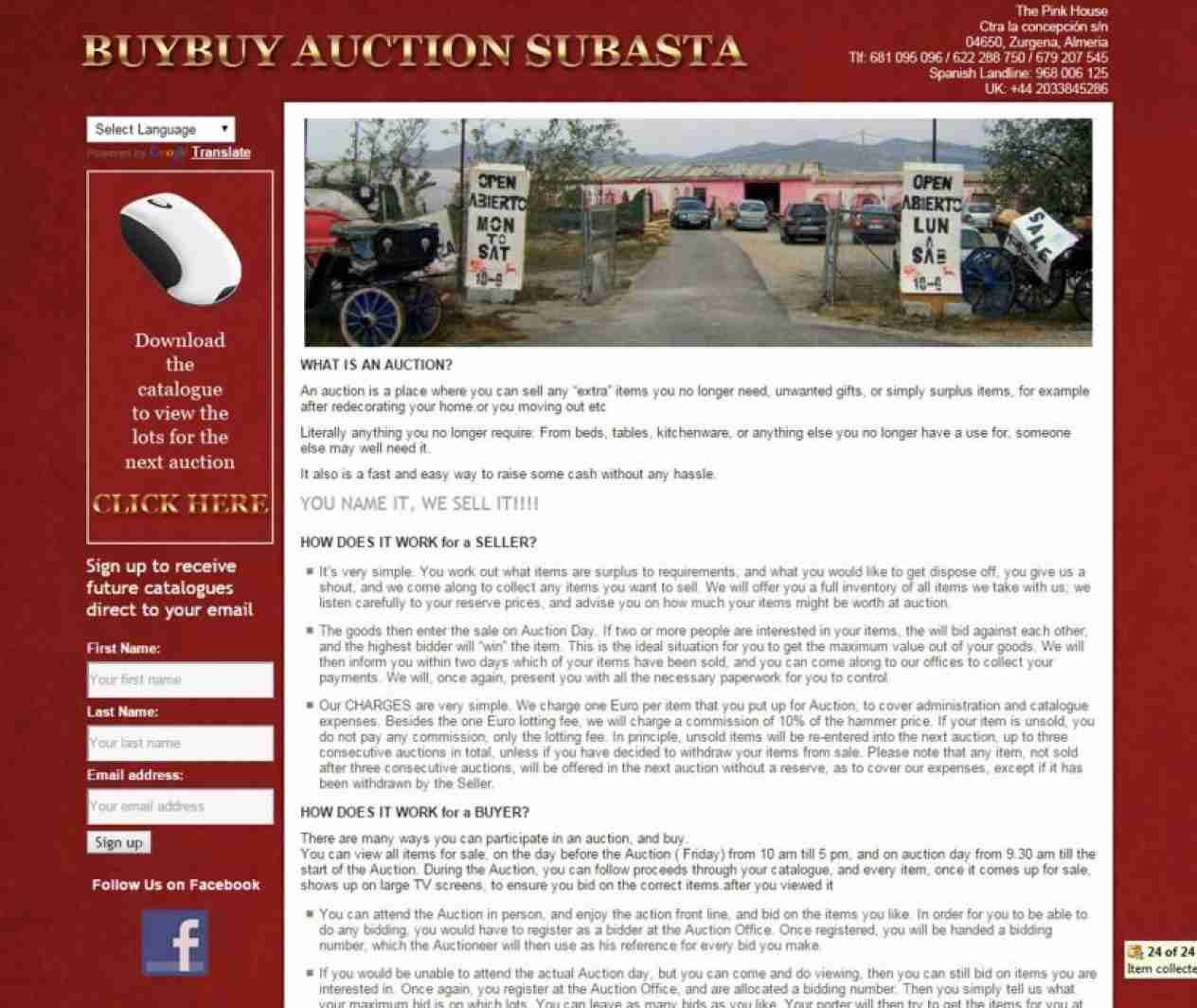 Buy Buy Auction