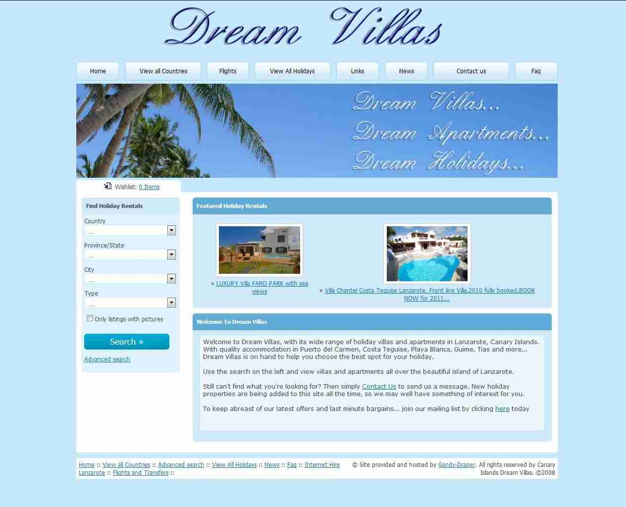 Spain Web Design and more by Gandy-Draper | These are the people to work with.
