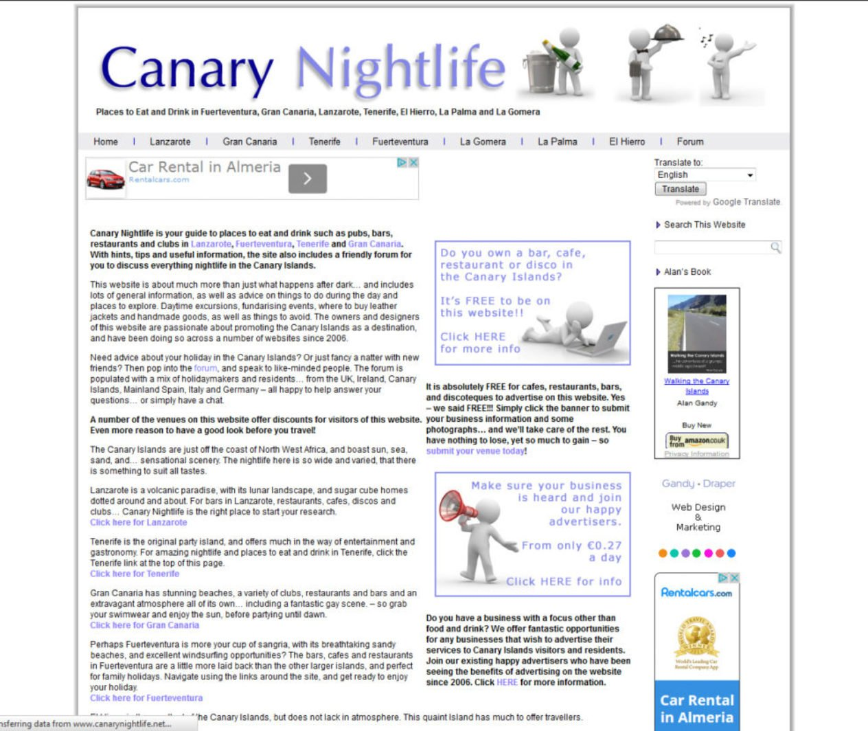 Canary Nightlife