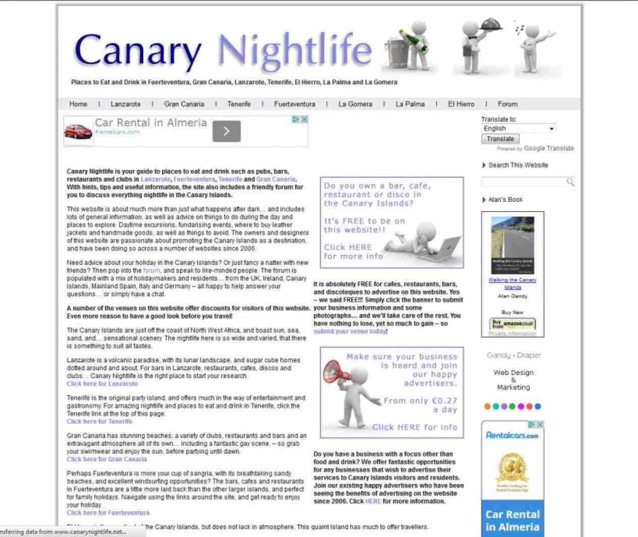 Canary Nightlife