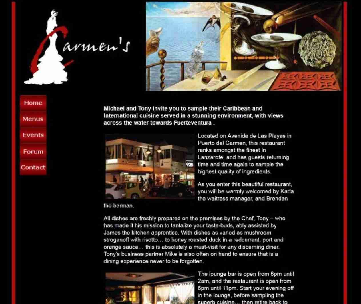 Carmen's Restaurant