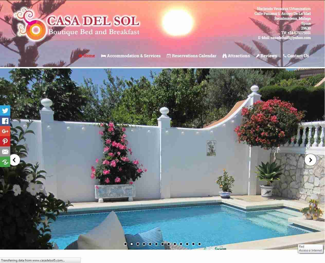 Spain Web Design and more by Gandy-Draper | ... extremely patient with my wants and needs for the perfect website