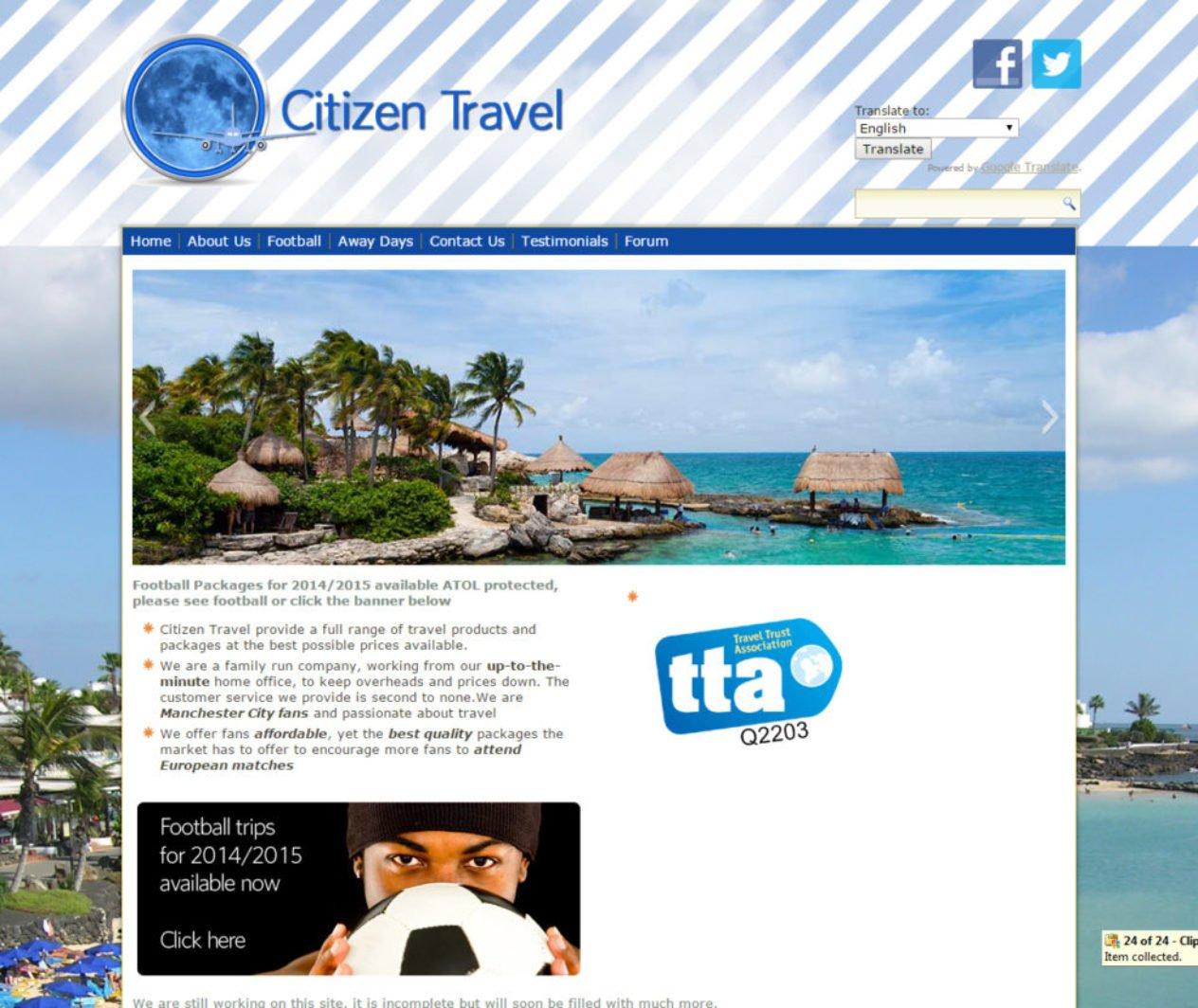Citizen Travel