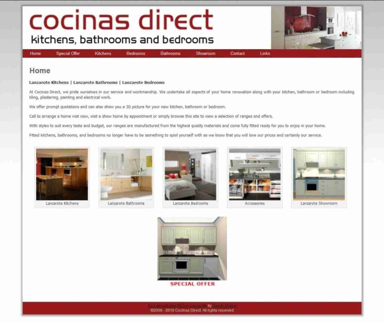 Cocinas Direct
