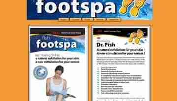 Coronas Fish Foot Spa
