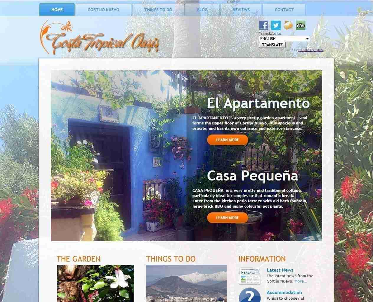 Spain Web Design and more by Gandy-Draper | Gandy-Draper deserve their many testimonials.