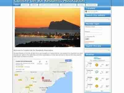 Cumbre del Sol Residents Association