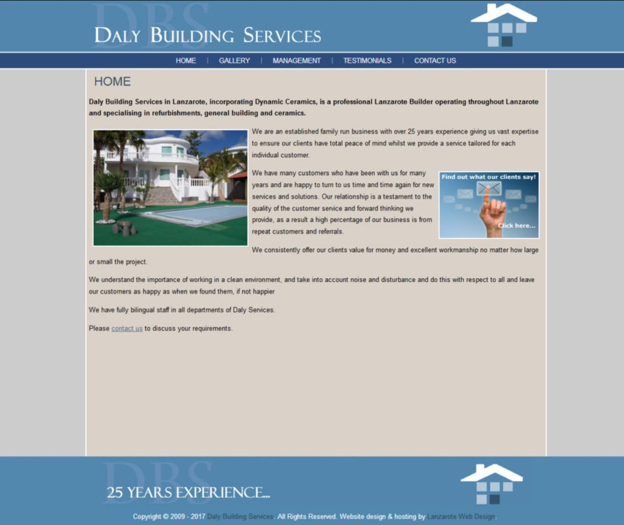 Daly Building Services