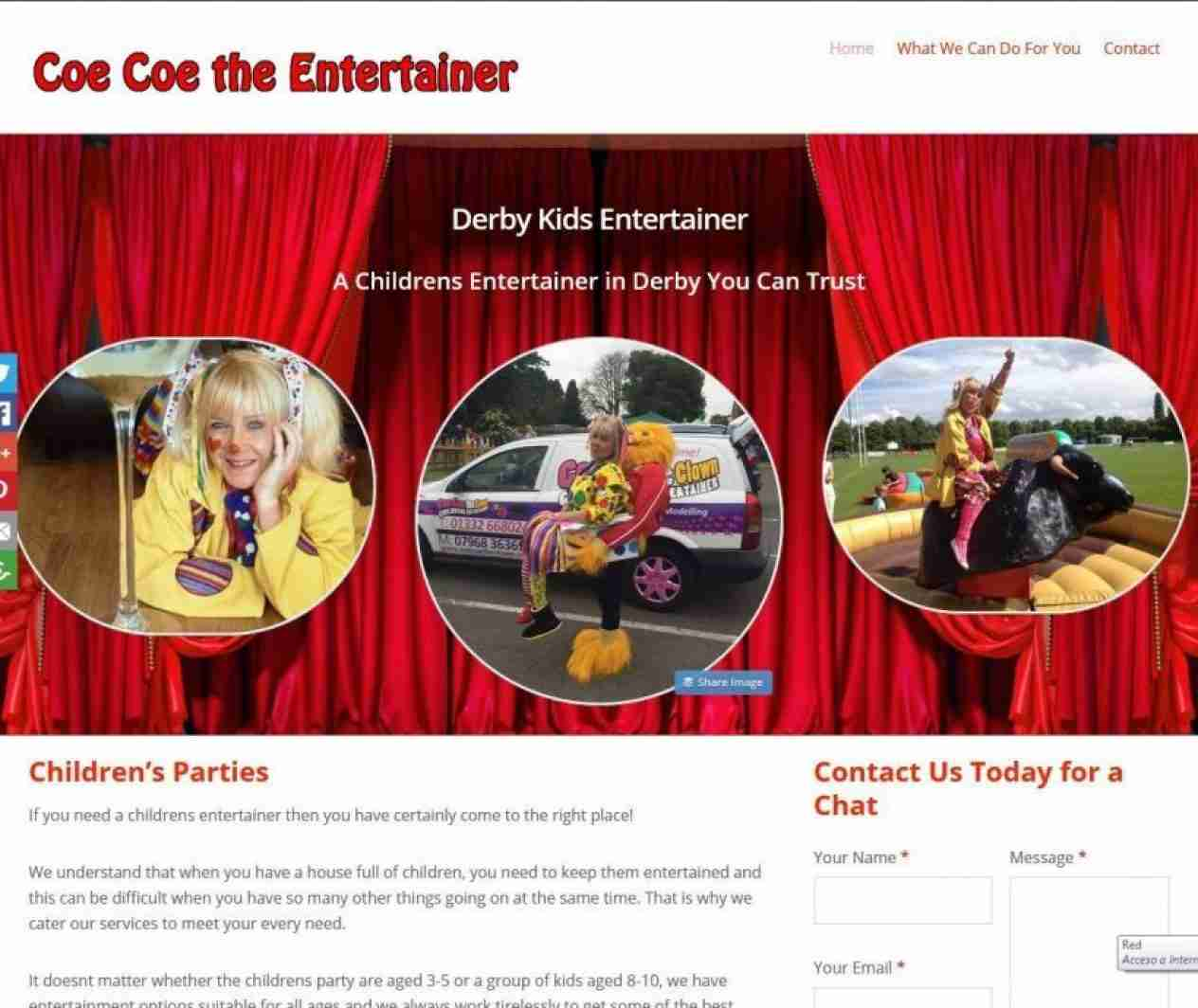 Derby Kids Entertainer
