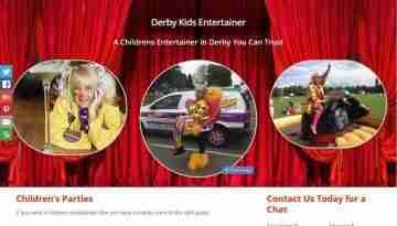 Derby Kids Entertainer