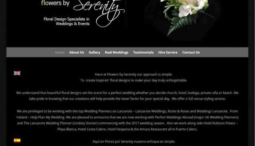 Flowers by Serenity