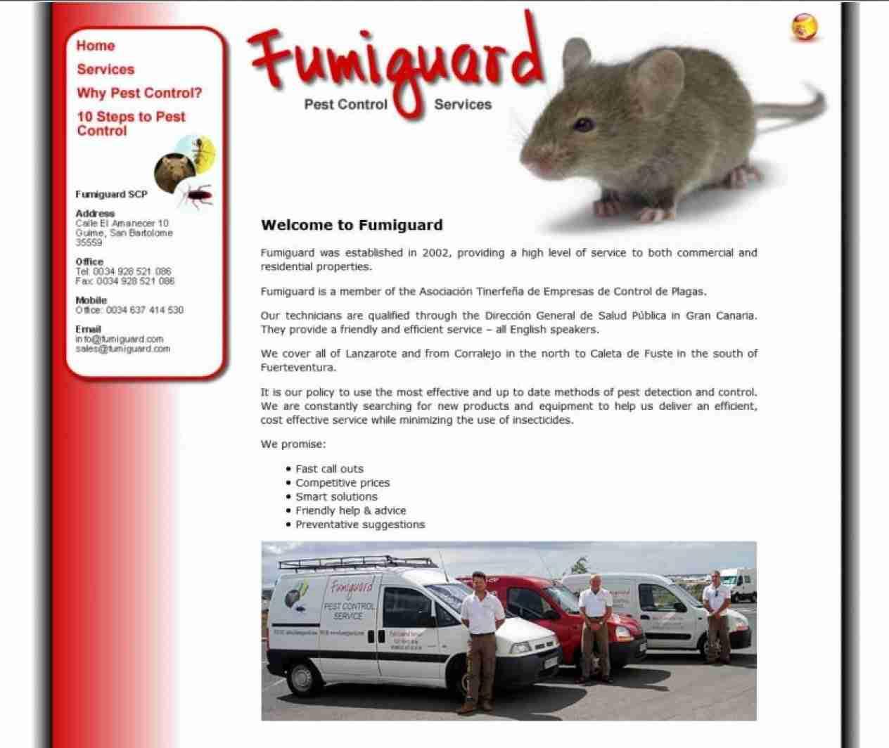 Fumiguard