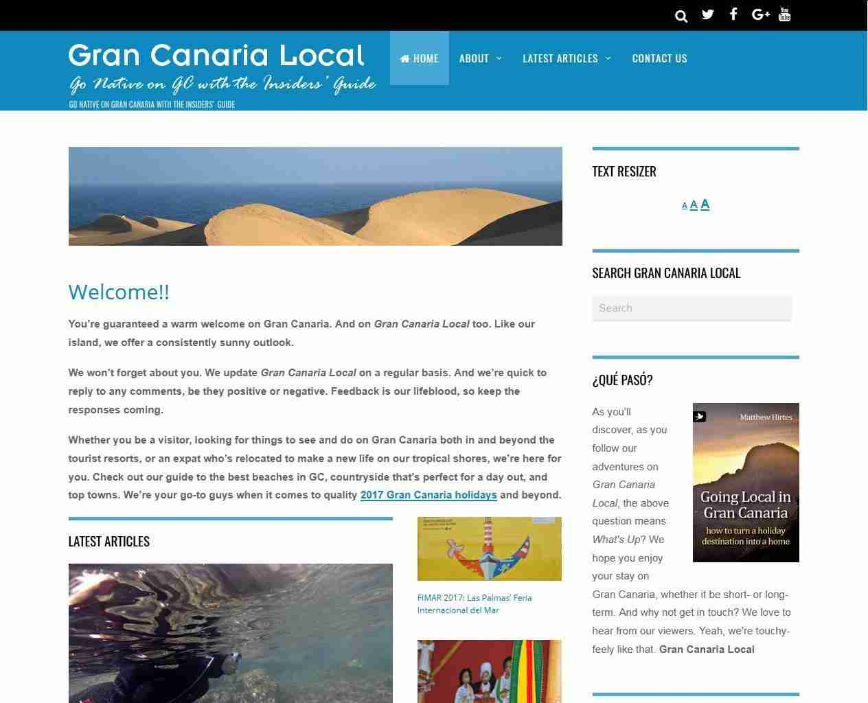 Spain Web Design and more by Gandy-Draper | Top quality web design