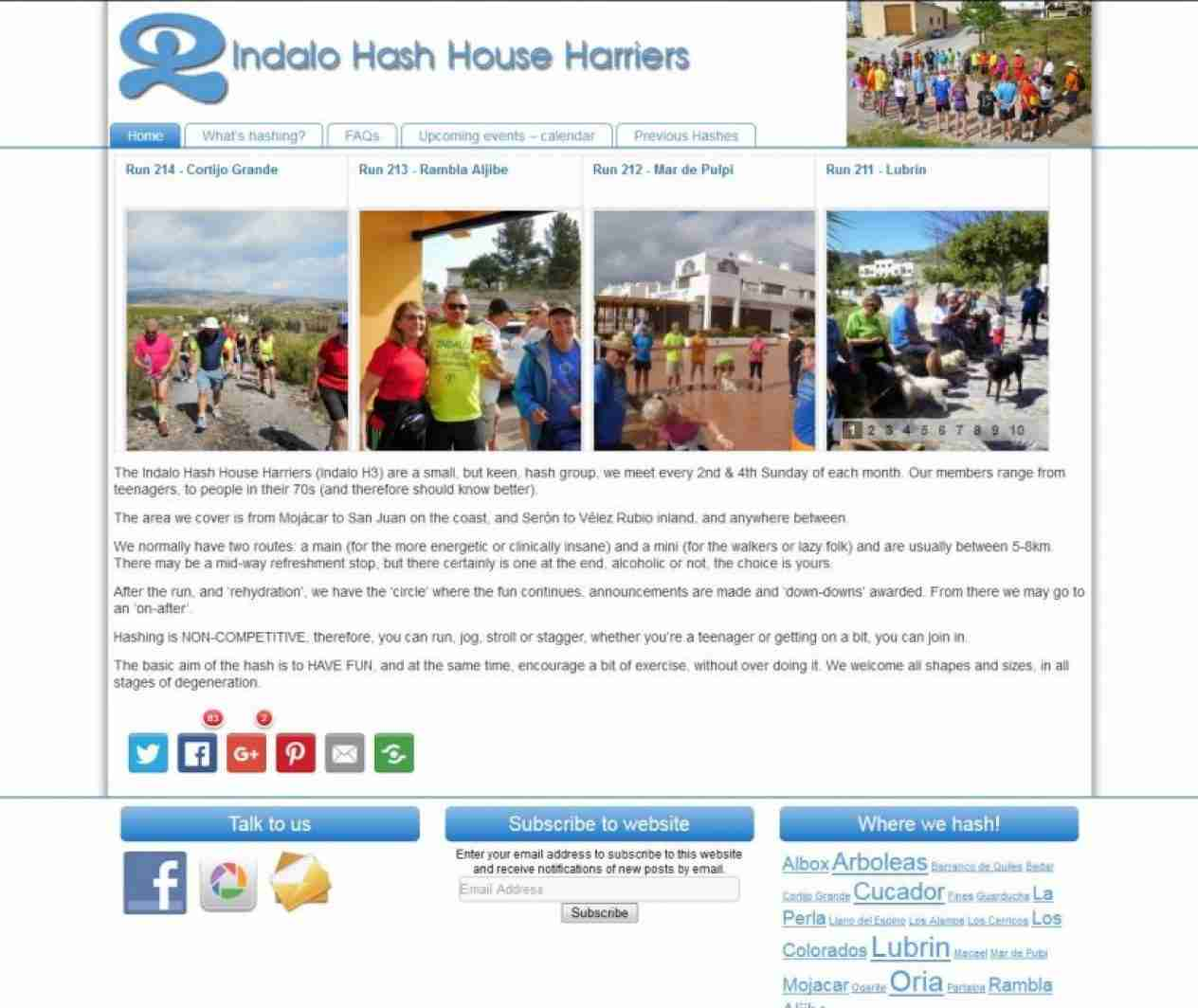 Indalo Hash House Harriers