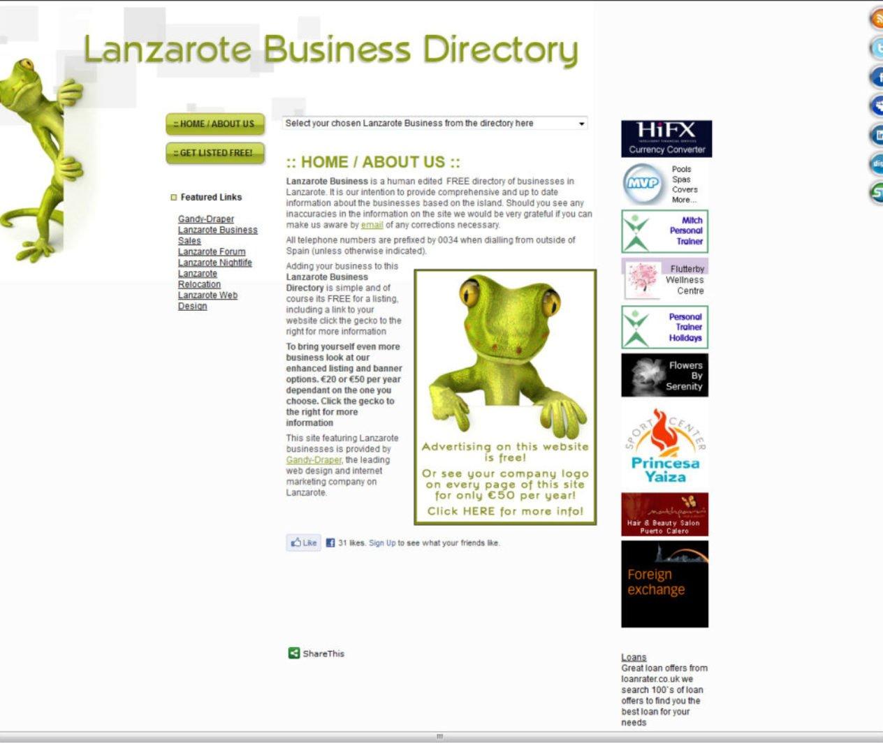 Lanzarote Business