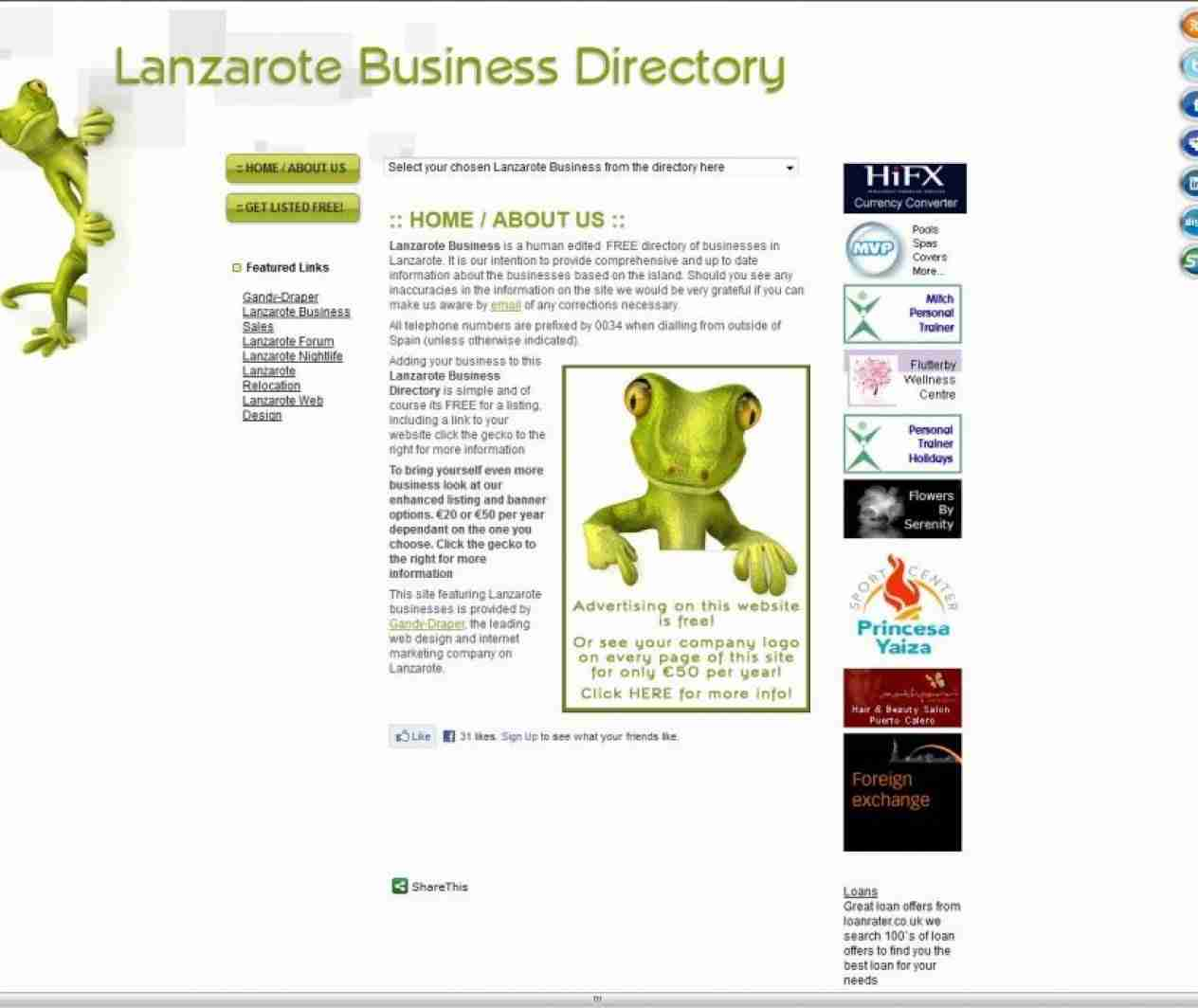 Lanzarote Business