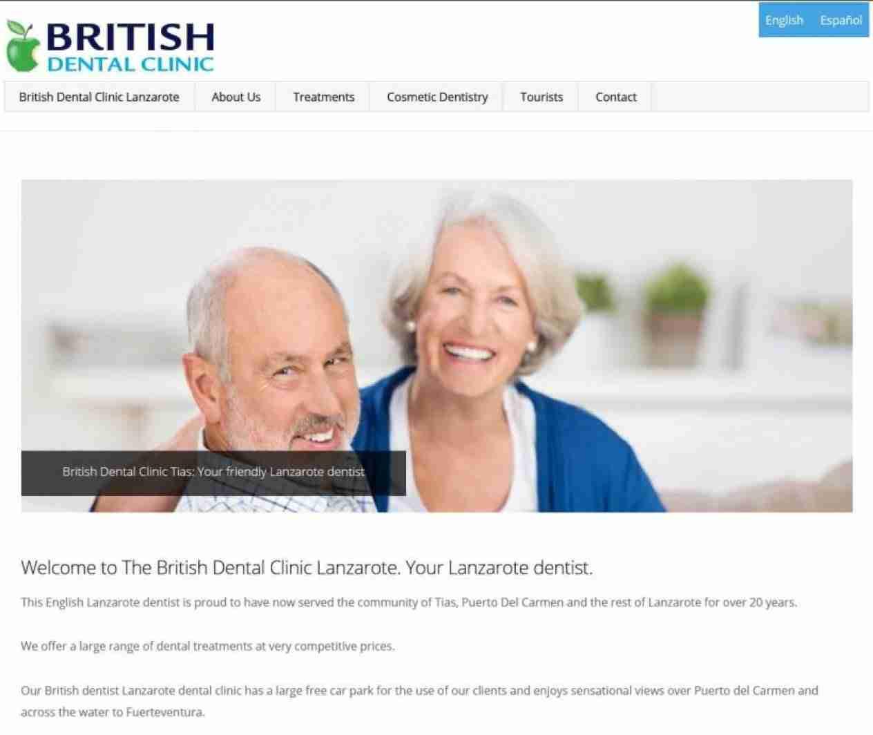 Lanzarote Dentist