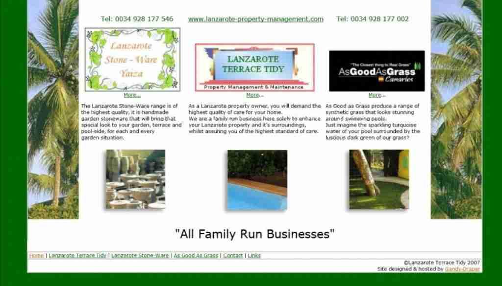 Lanzarote Property Management