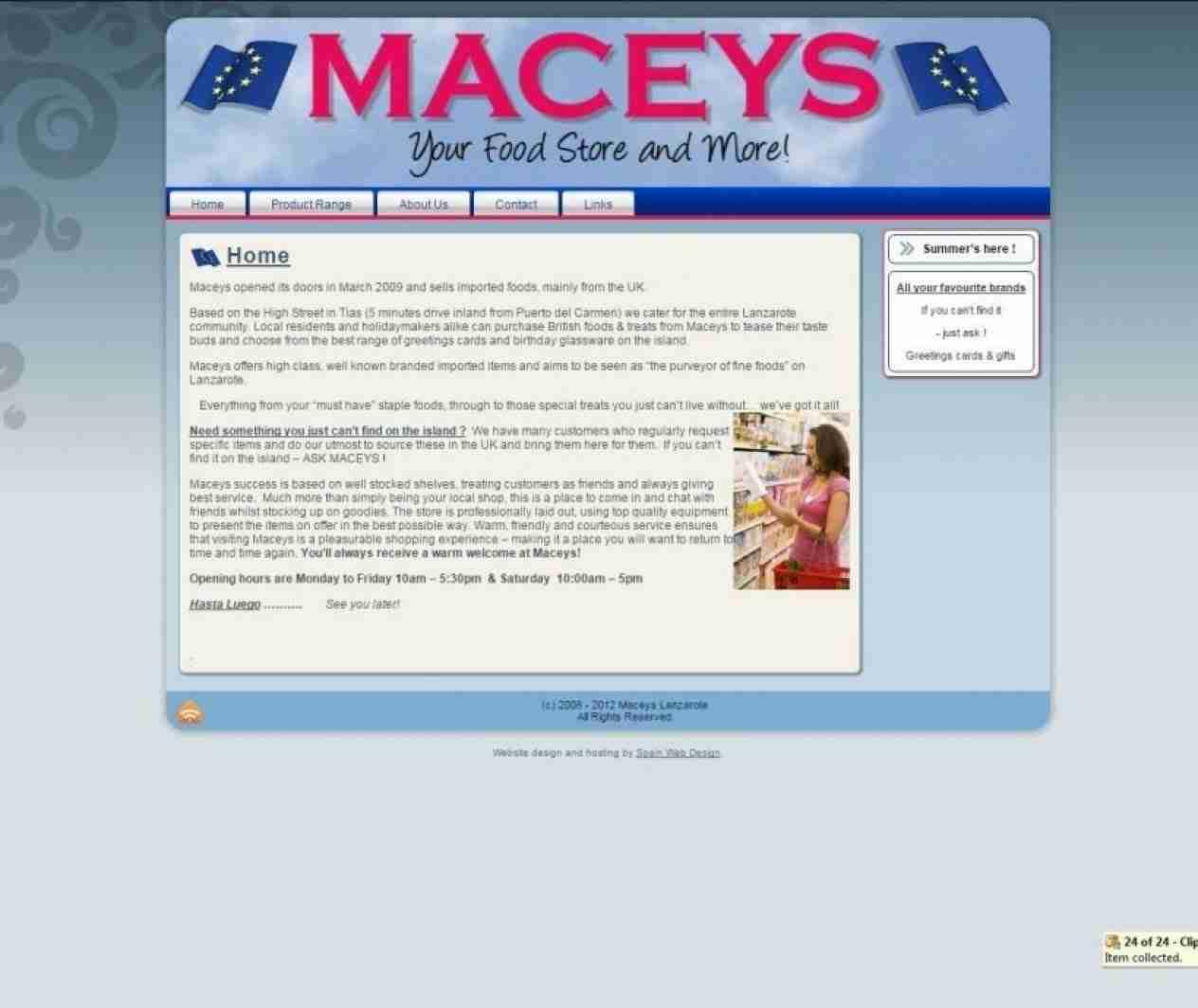 Maceys Lanzarote