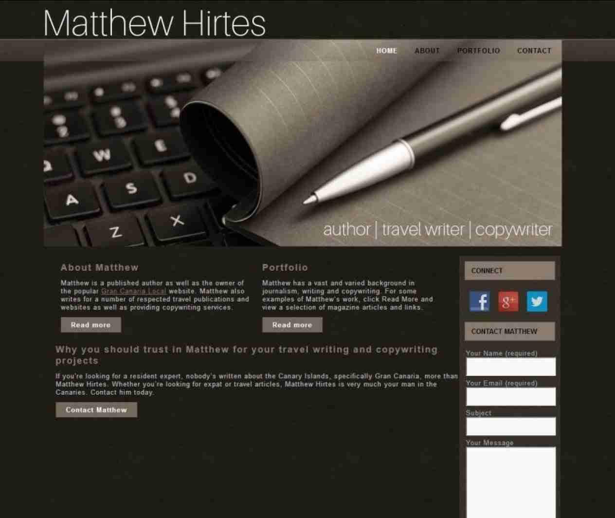 Matthew Hirtes