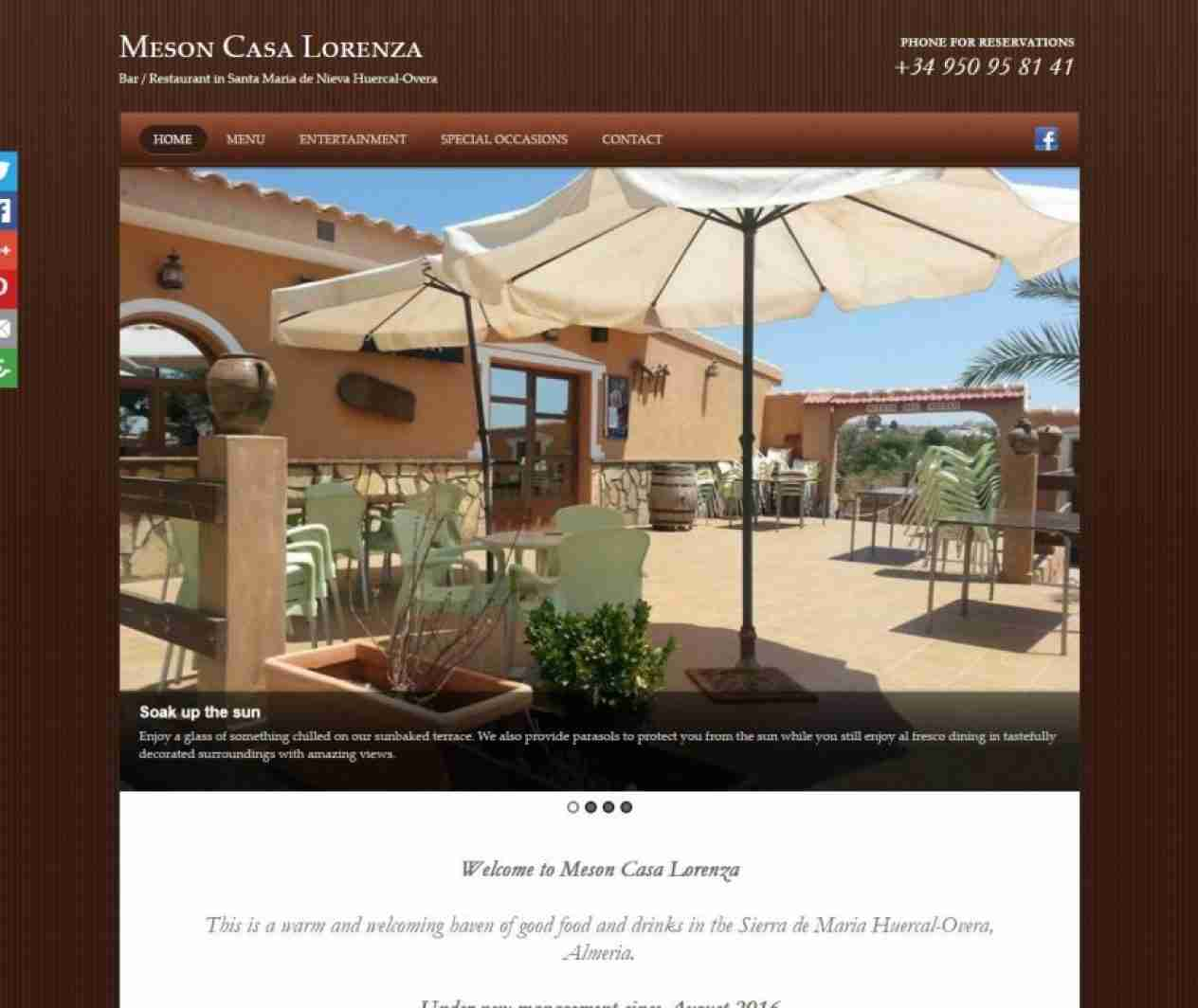 Meson Casa Lorenza