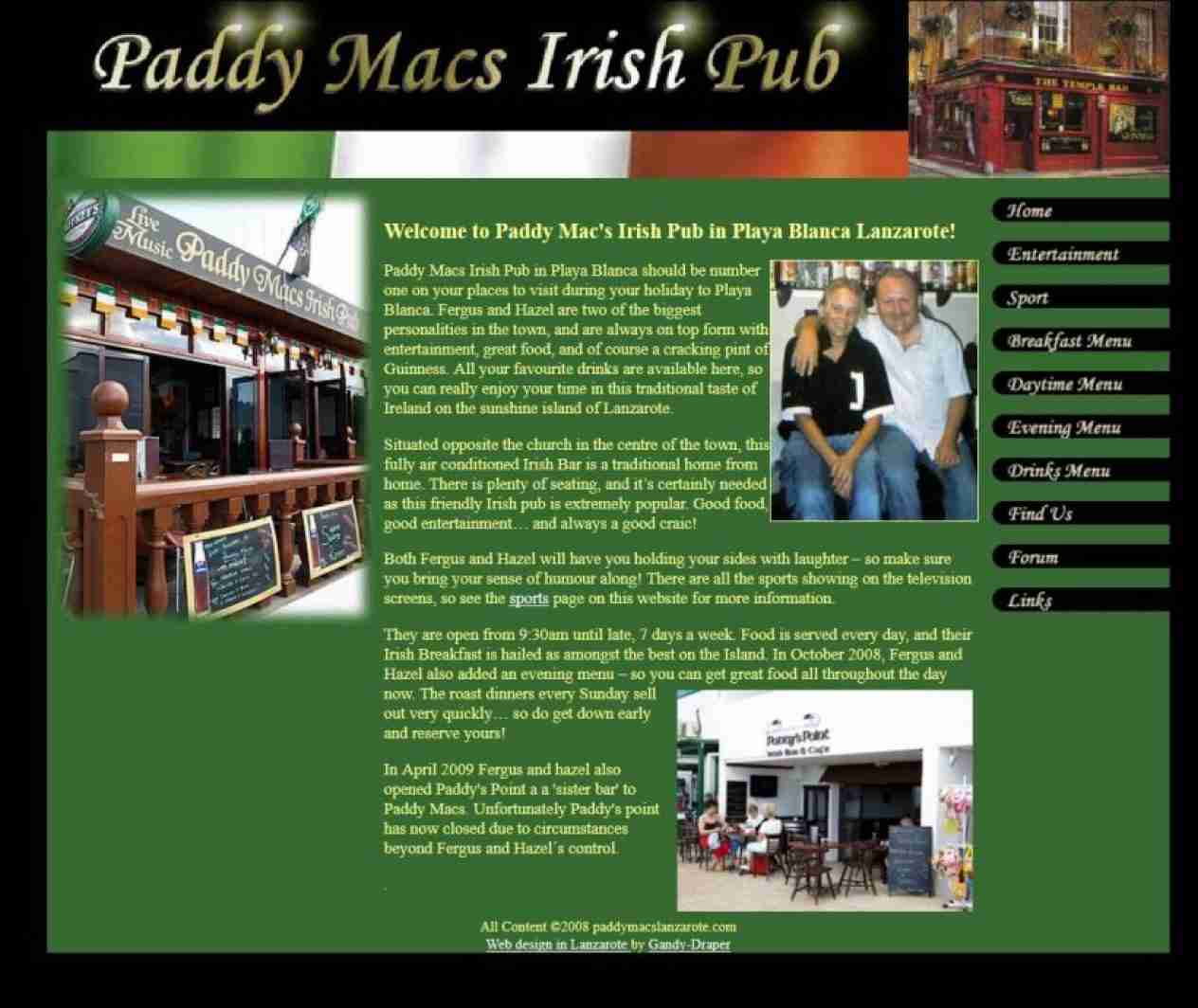 Paddy Macs Bar