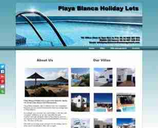 Playa Blanca Holiday Lets