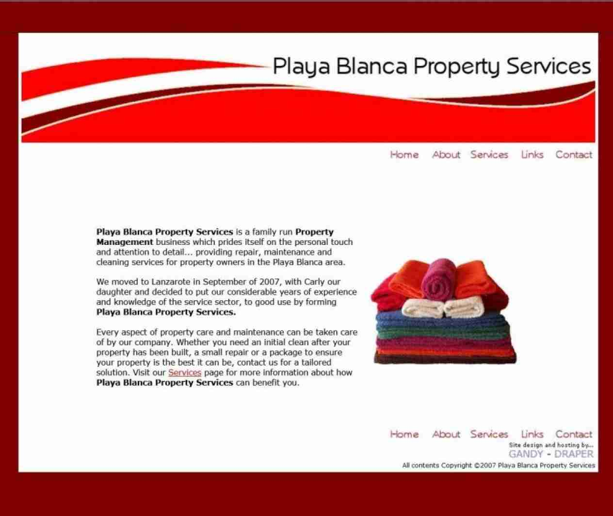Playa Blanca Property Services