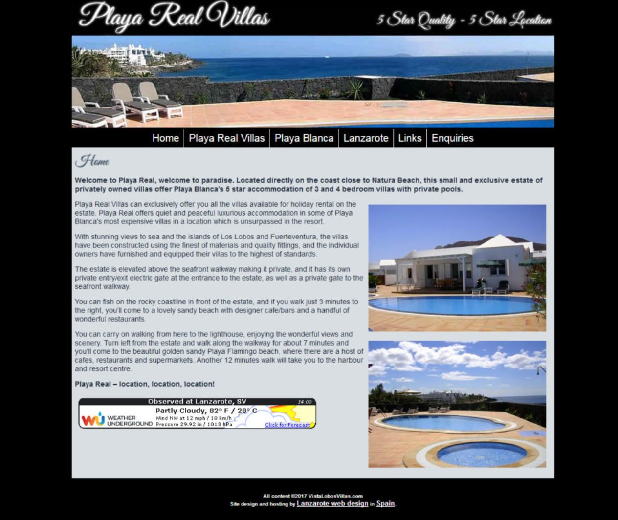Playa Real Villas