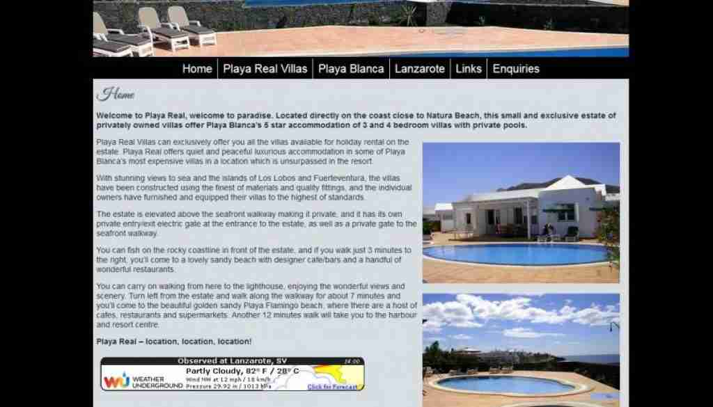 Playa Real Villas