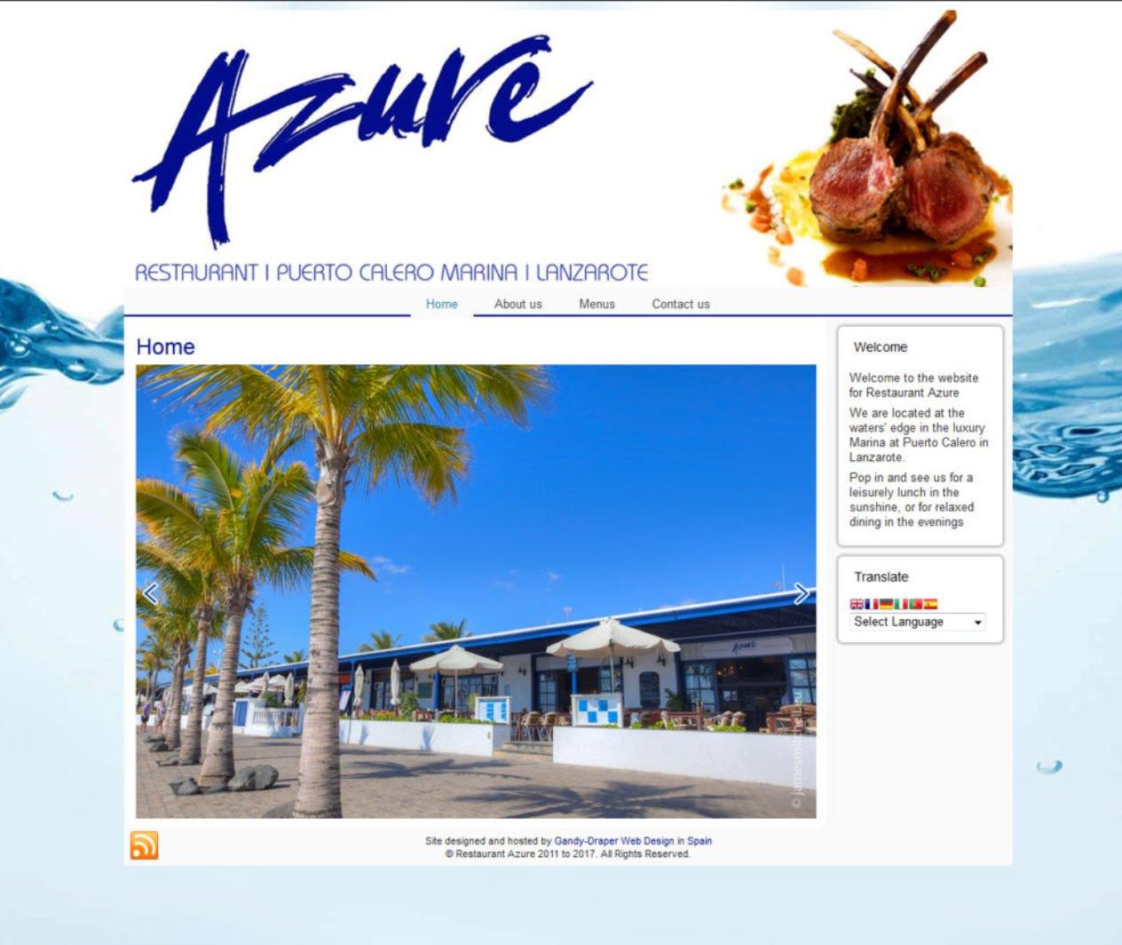 Restaurant Azure