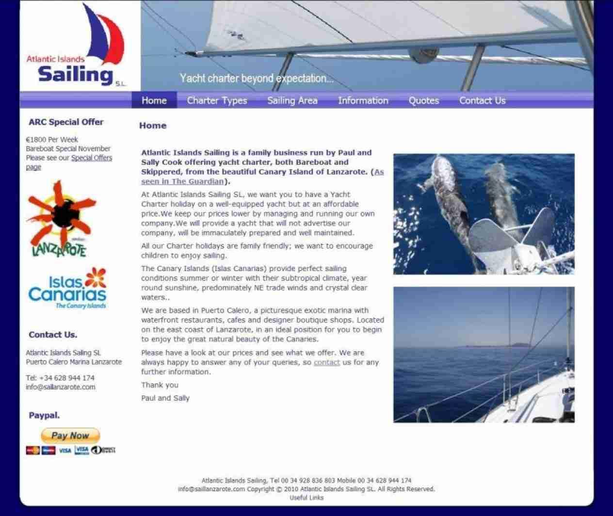 Sail Lanzarote