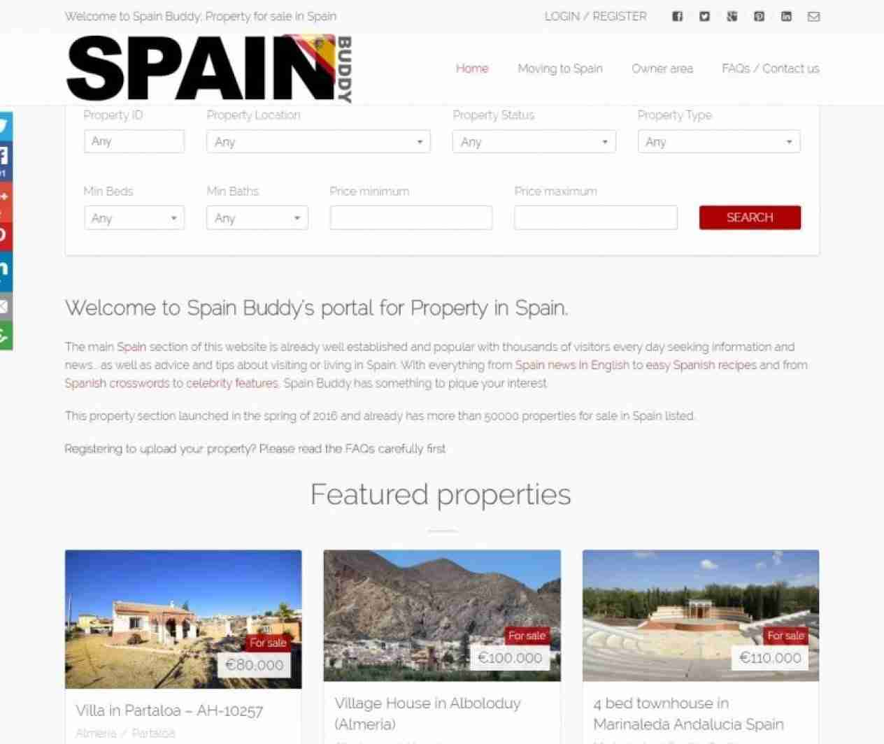 Spain Buddy Property