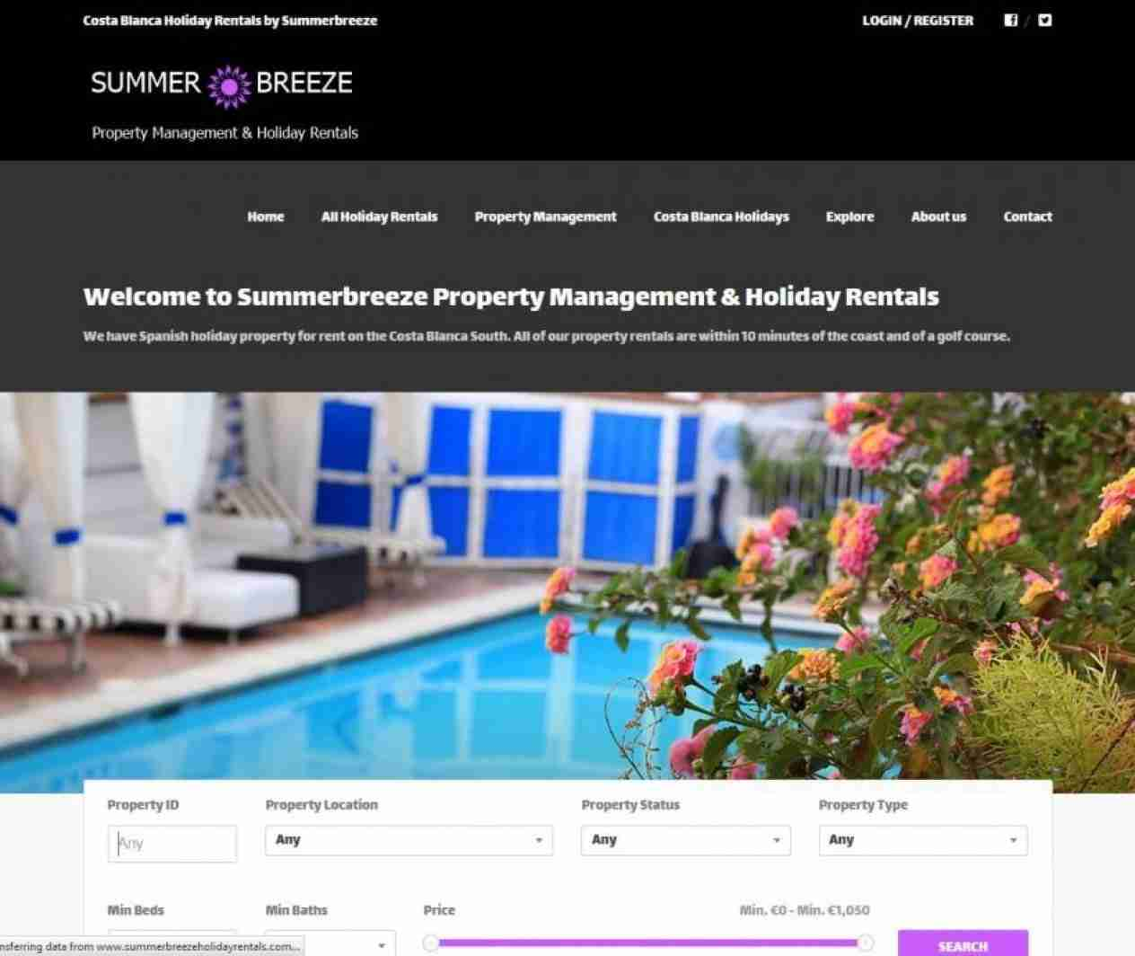 Summerbreeze Holiday Rentals