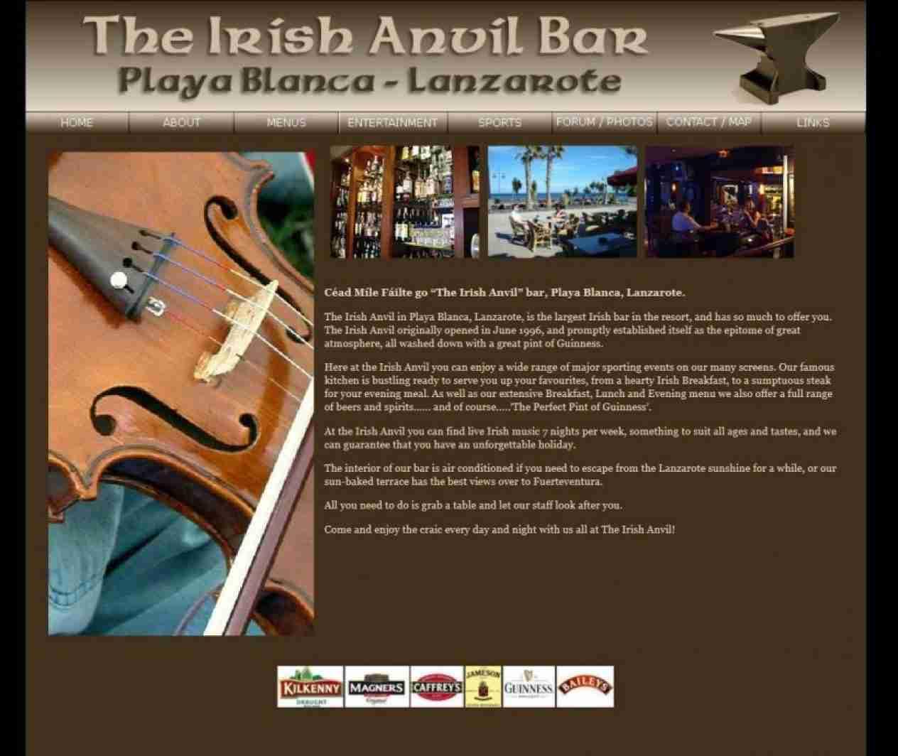 The Irish Anvil Bar