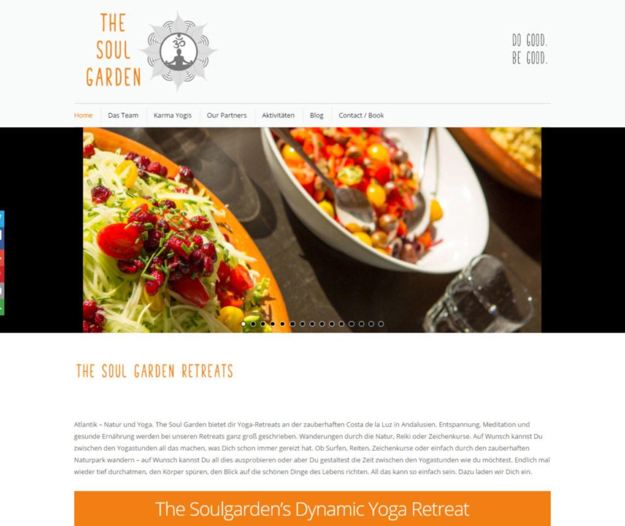 The Soul Garden Yoga