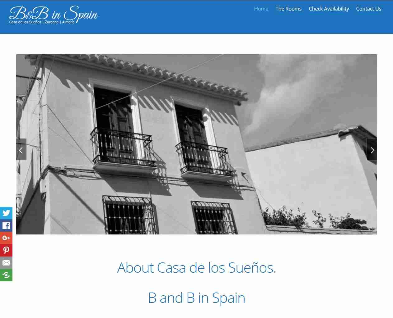 Spain Web Design and more by Gandy-Draper | Thank you!