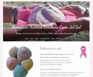 Knitted Knockers Costa del Sol Spain - Screengrab