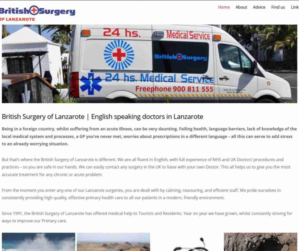 British-Surgery-of-Lanzarote-Screengrab
