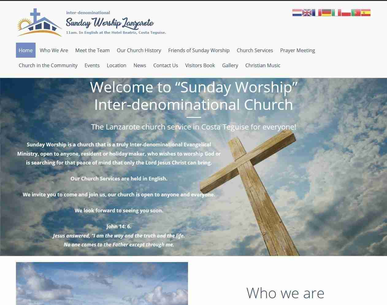 Spain Web Design and more by Gandy-Draper | Wow…the finished web design is just what we were looking for