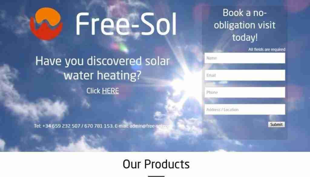 Free-Sol