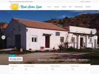Rural Homes Spain - screengrab