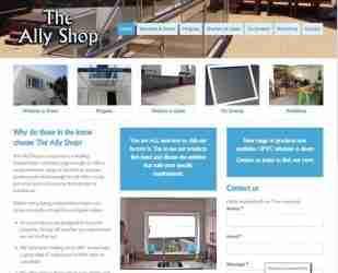 The Ally Shop Lanzarote 2019 screengrab